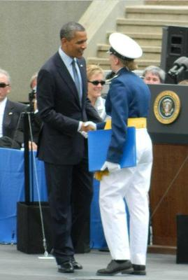 My USAFA graduation